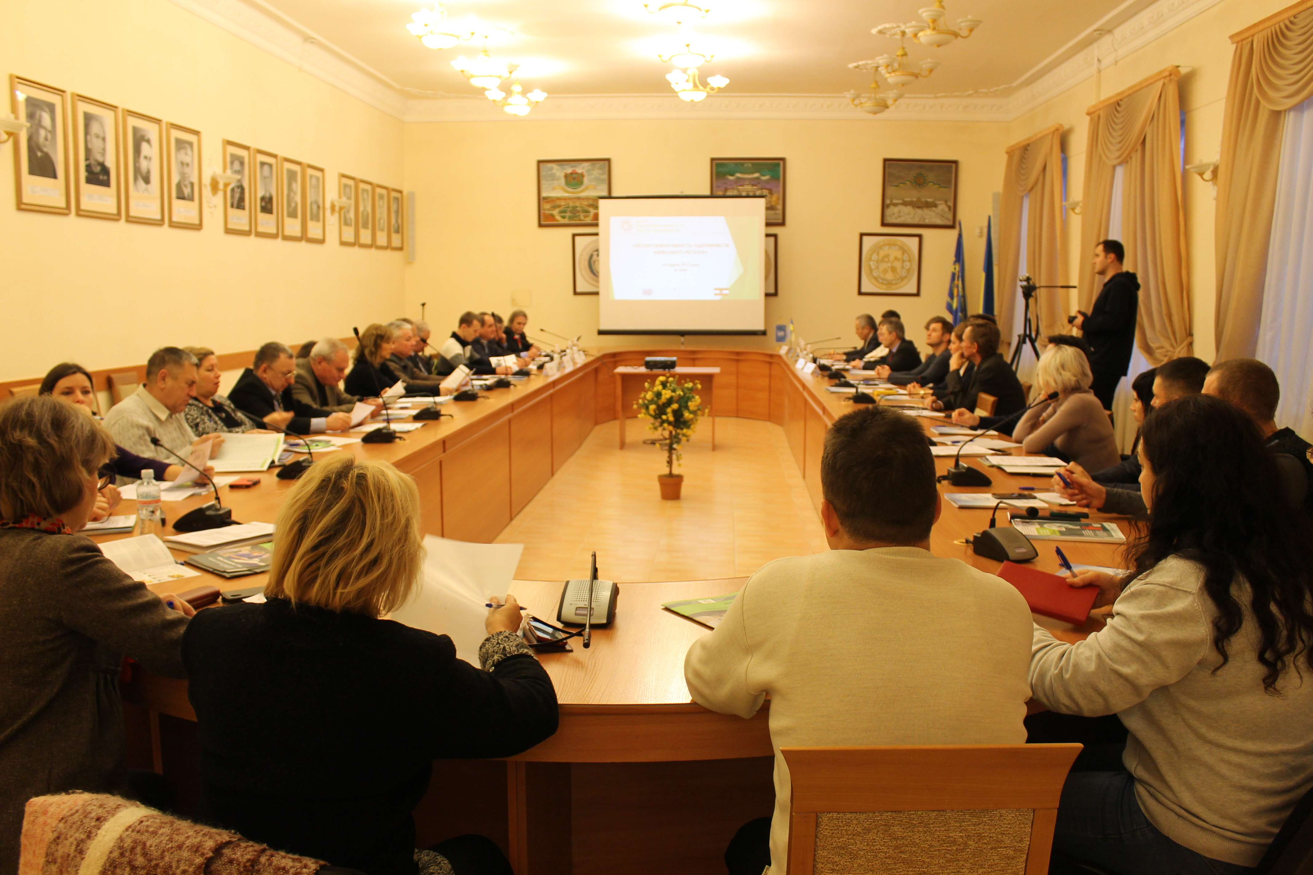 Produce more, consume less: UNIDO Project outcomes in Kyiv region...